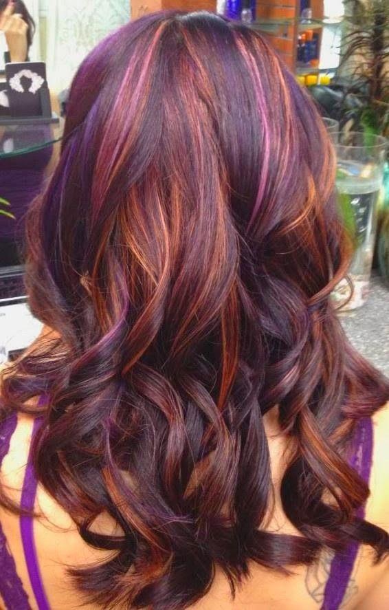 Autumn Hair Colours 2016 Hair By Jess